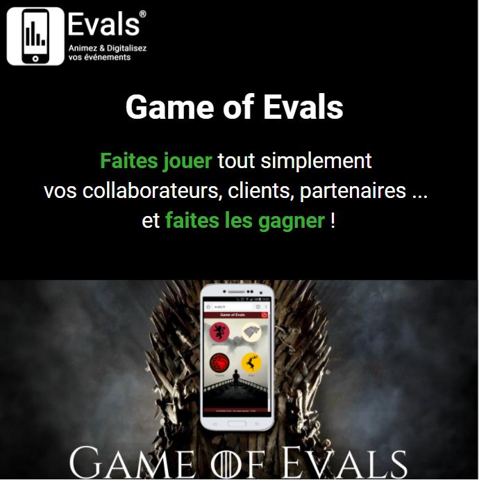 GameofEvals